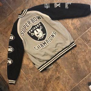 RARE Raiders Jacket